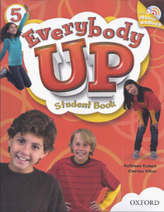 Everybody Up - 5 Textbook