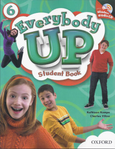 Everybody Up - 6 Textbook